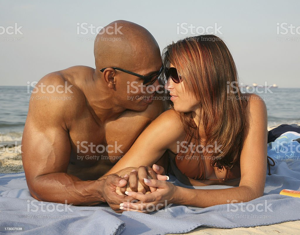 Holding Hands  See others from this session royalty-free stock photo