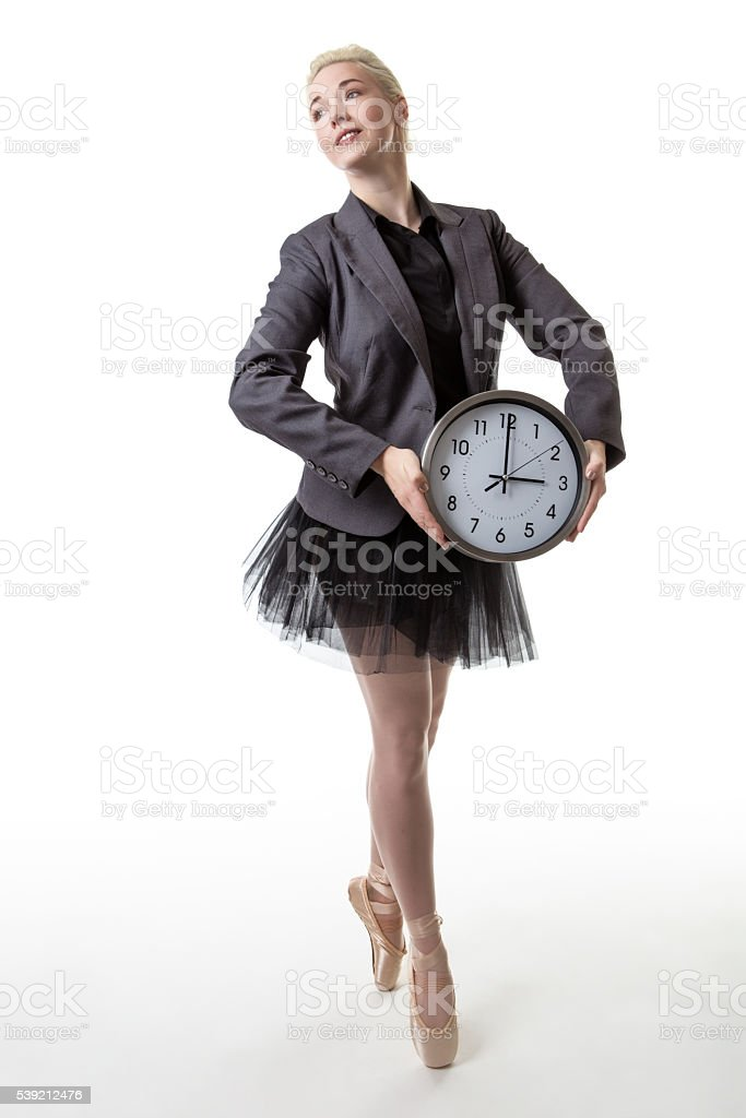 holding time stock photo