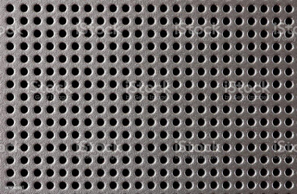 Holes Background royalty-free stock photo