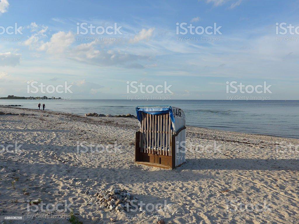 Vacaciones en el mar-Bild foto de stock libre de derechos