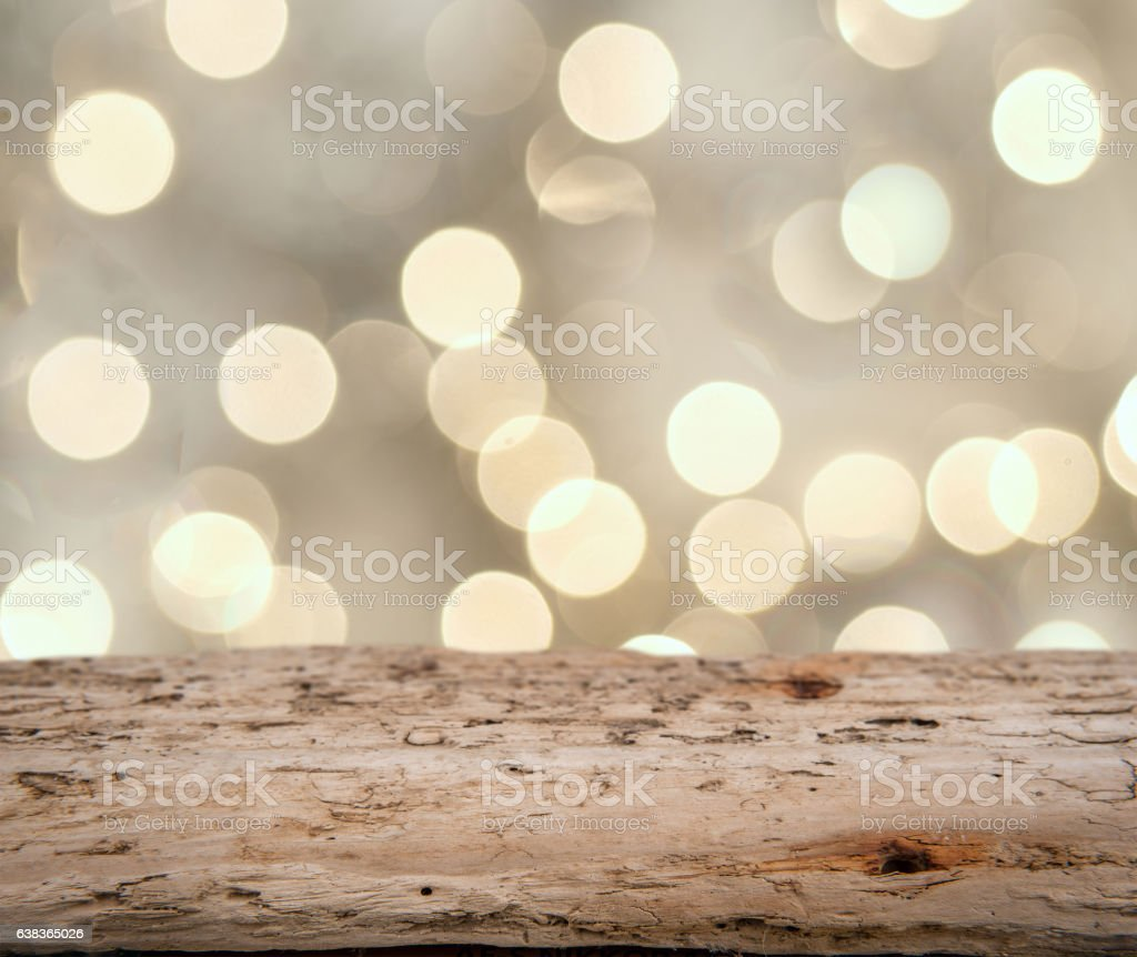 Holiday background with space for montage product stock photo