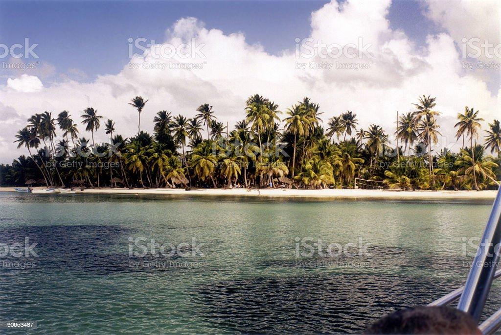 Holiday Beach royalty-free stock photo