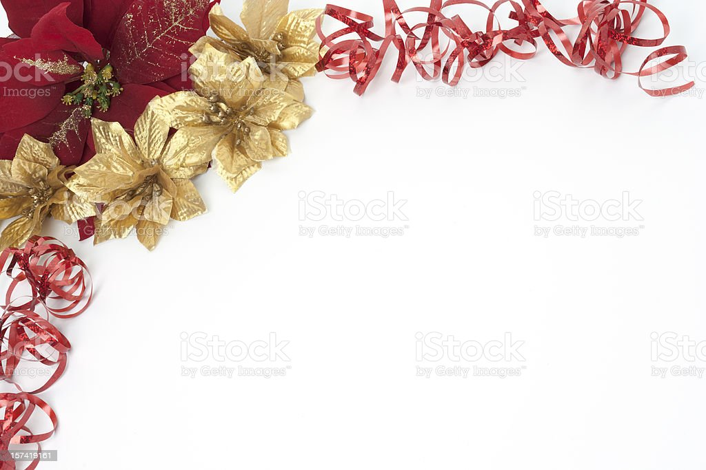 Holiday Border Series royalty-free stock photo
