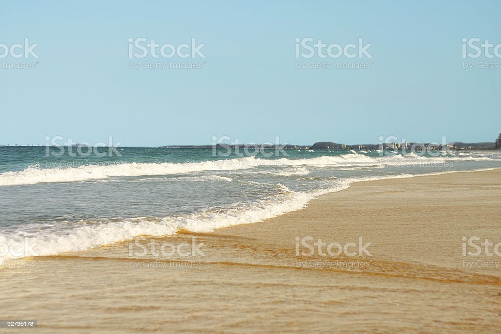 Holiday by the Sea royalty-free stock photo