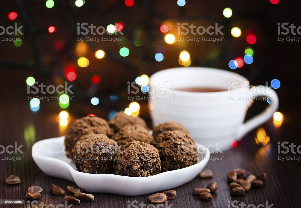Holiday Candy royalty-free stock photo