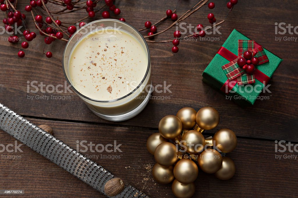 Holiday Cheer stock photo