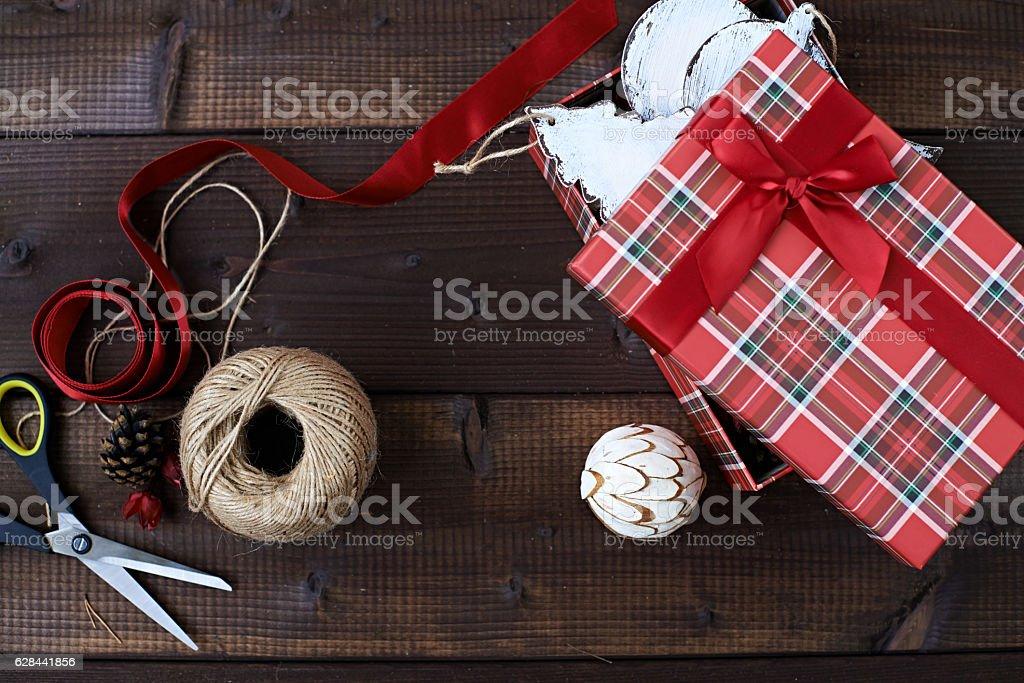 Holiday creativity stock photo