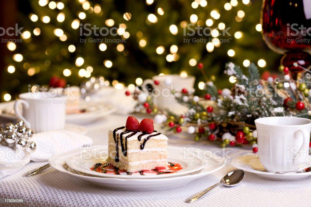 Holiday Dining (XXL) stock photo