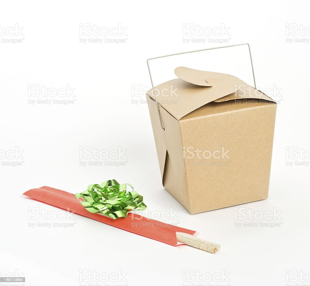Holiday Dinner royalty-free stock photo