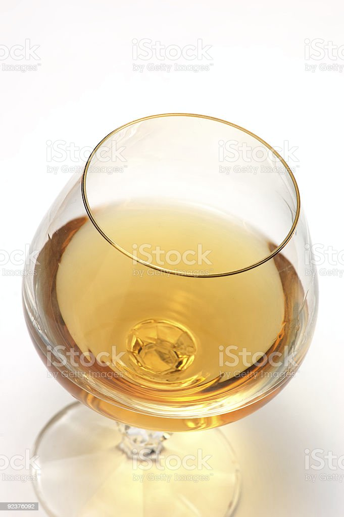 holiday drink royalty-free stock photo