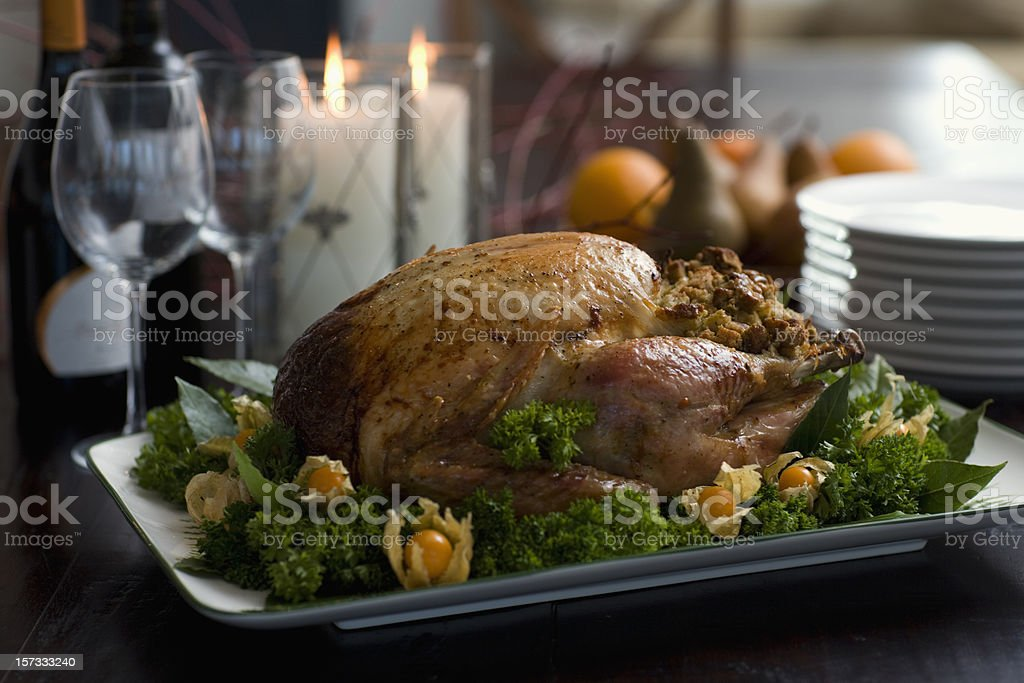Holiday Entertaining royalty-free stock photo