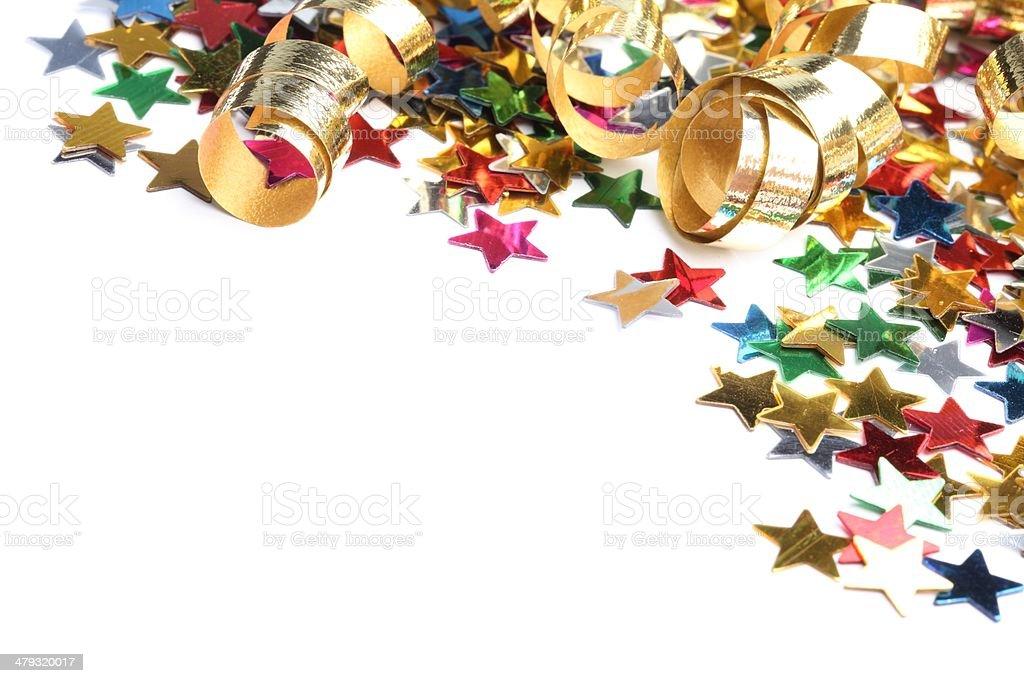 Holiday frame royalty-free stock photo