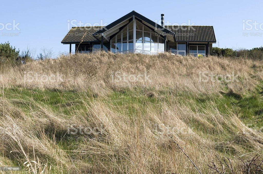 Holiday home. royalty-free stock photo