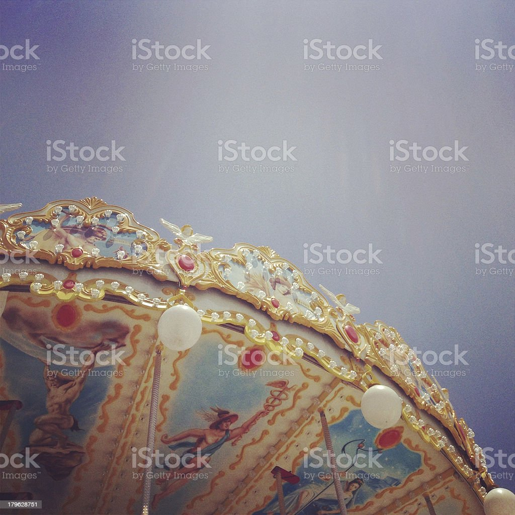 Holiday in the park royalty-free stock photo