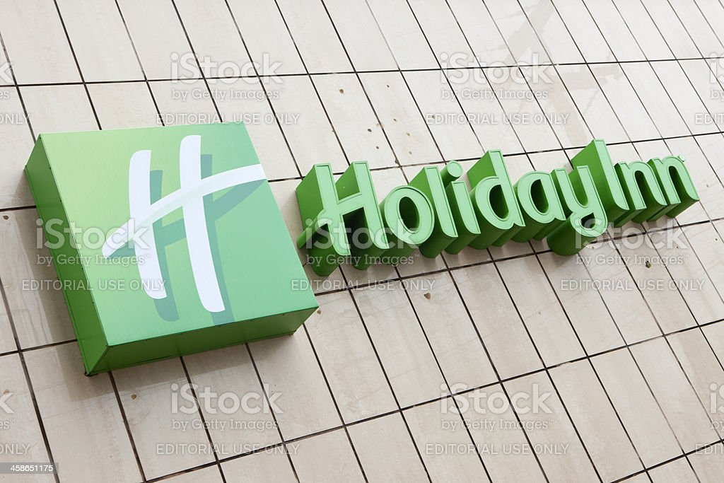 Holiday Inn, Fortaleza, Brazil stock photo