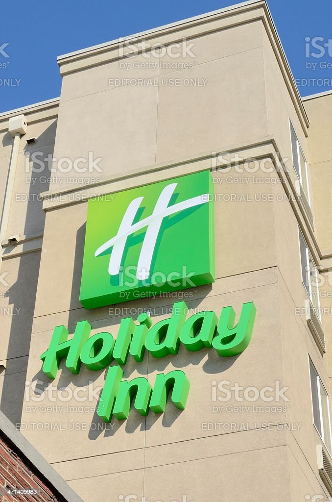 Holiday Inn stock photo