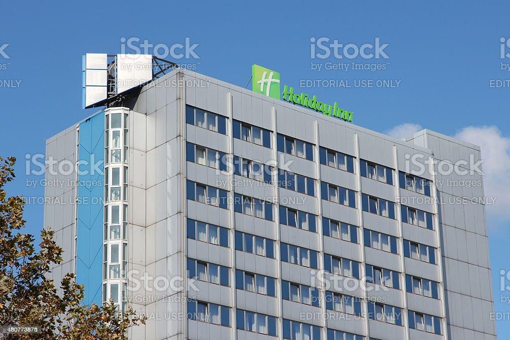 Holiday Inn stock photo