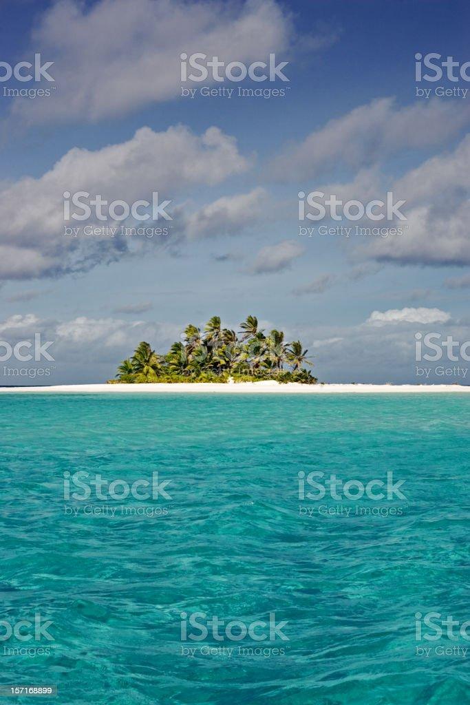 Holiday Island royalty-free stock photo