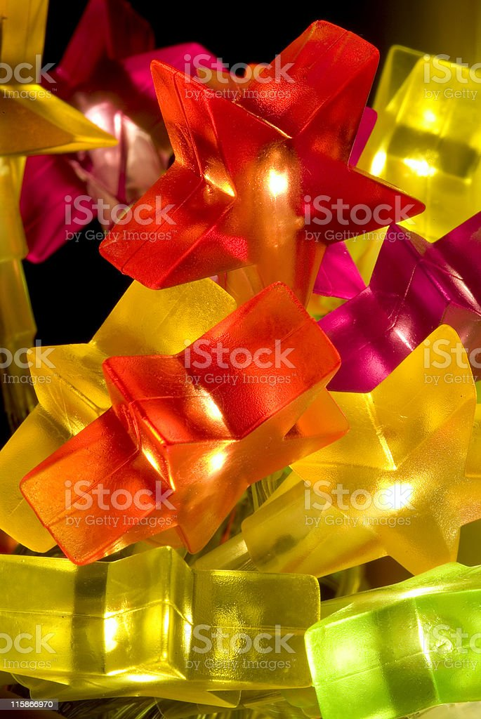 Holiday Lights royalty-free stock photo