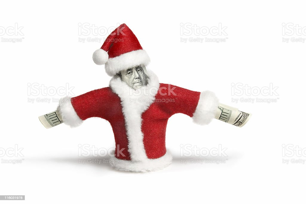 Holiday person 3 royalty-free stock photo