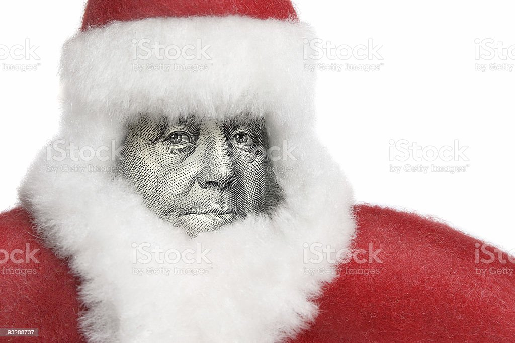Holiday person royalty-free stock photo