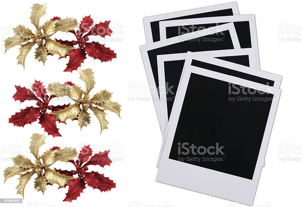 Holiday picture royalty-free stock photo
