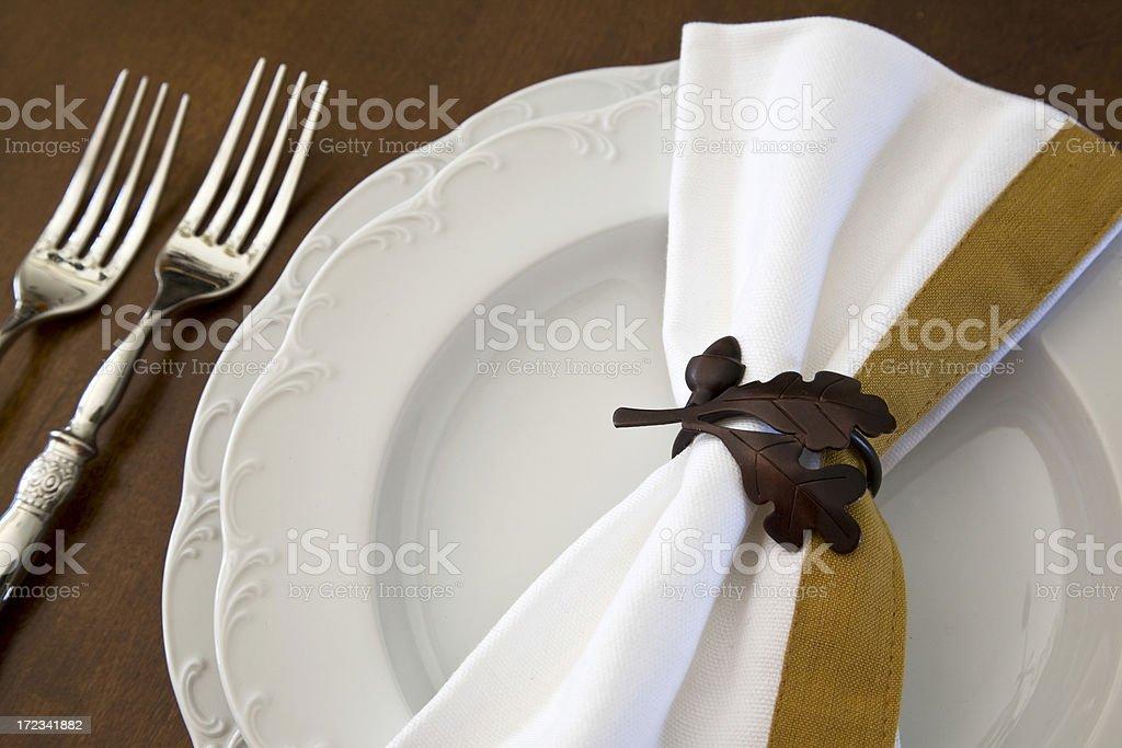 Holiday Table (XL) royalty-free stock photo