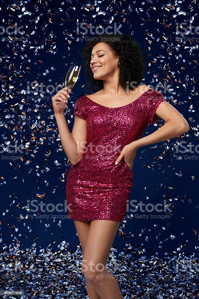 Holidays celebration concept stock photo