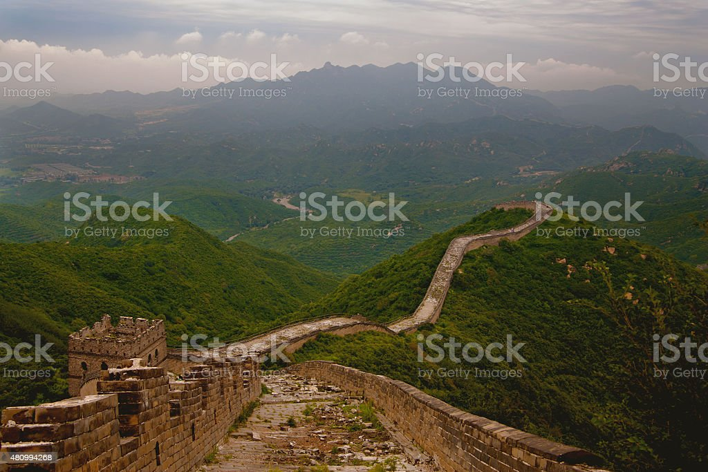 Holliday in China royalty-free stock photo