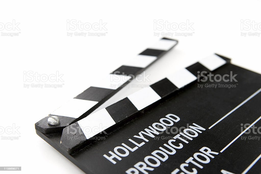 Hollywood 2 (superhires) royalty-free stock photo