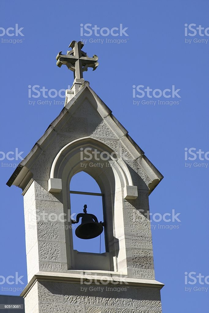 holy bell royalty-free stock photo