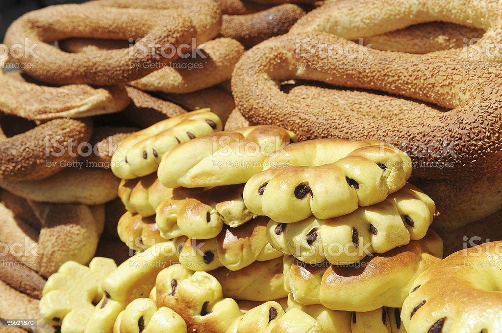 holy bread royalty-free stock photo