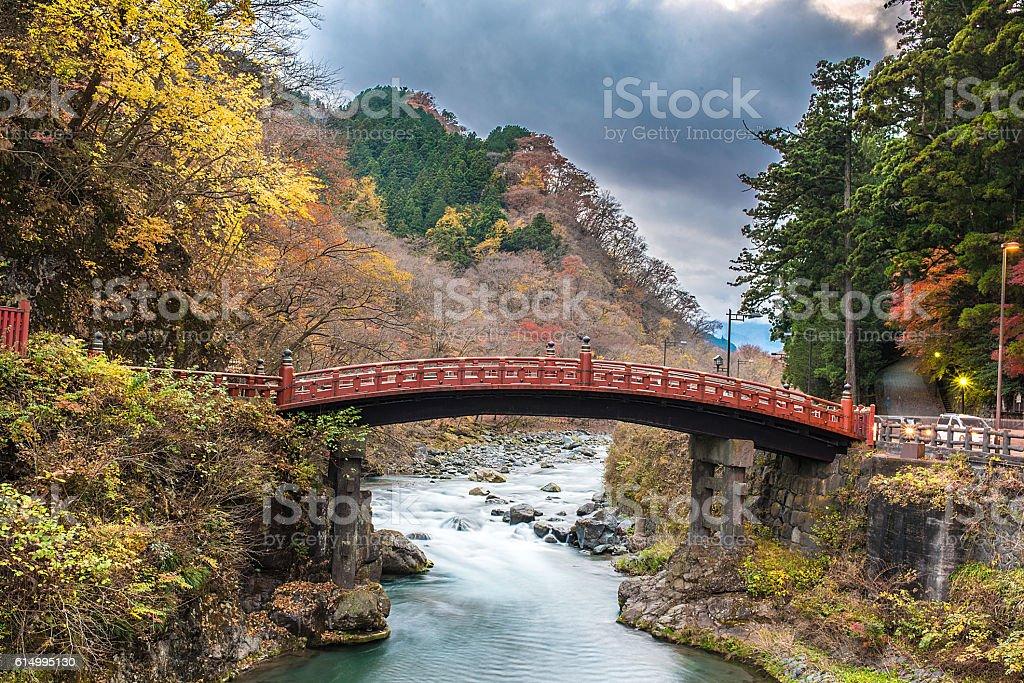 Holy Bridge stock photo