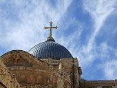 holy church in Jerusalem near Via Delarosa