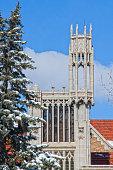Holy Cross Abbey in Canon City, Colorado