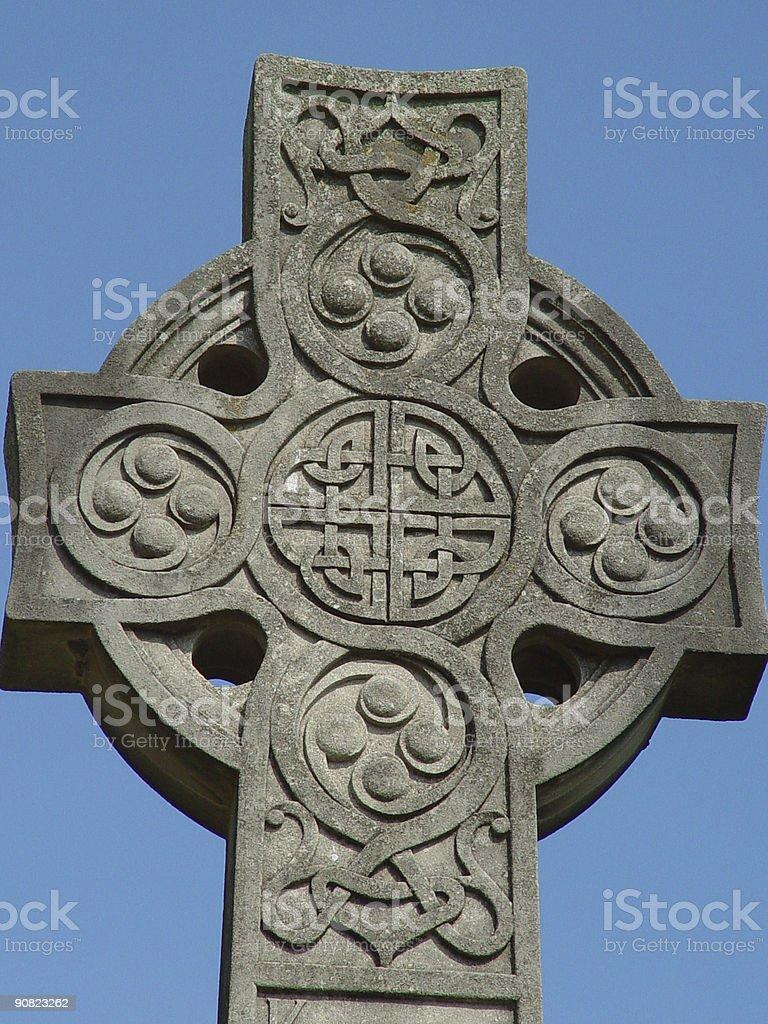 Holy Cross royalty-free stock photo