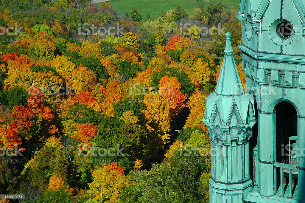 Holy Hill stock photo