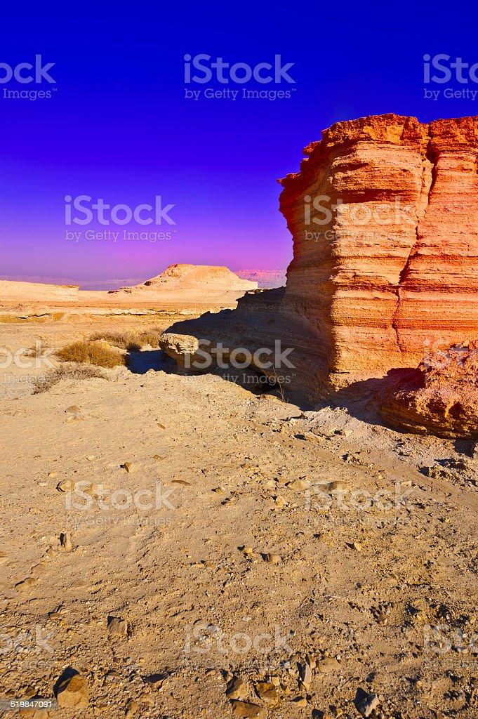 Holy Land stock photo