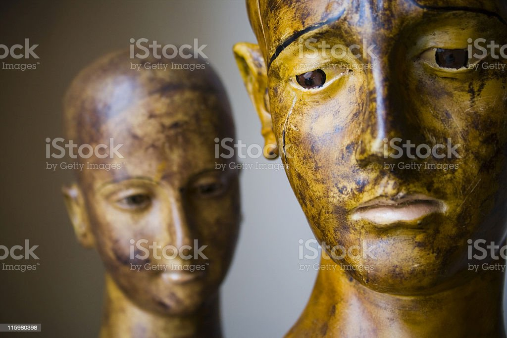 Santo royalty-free stock photo