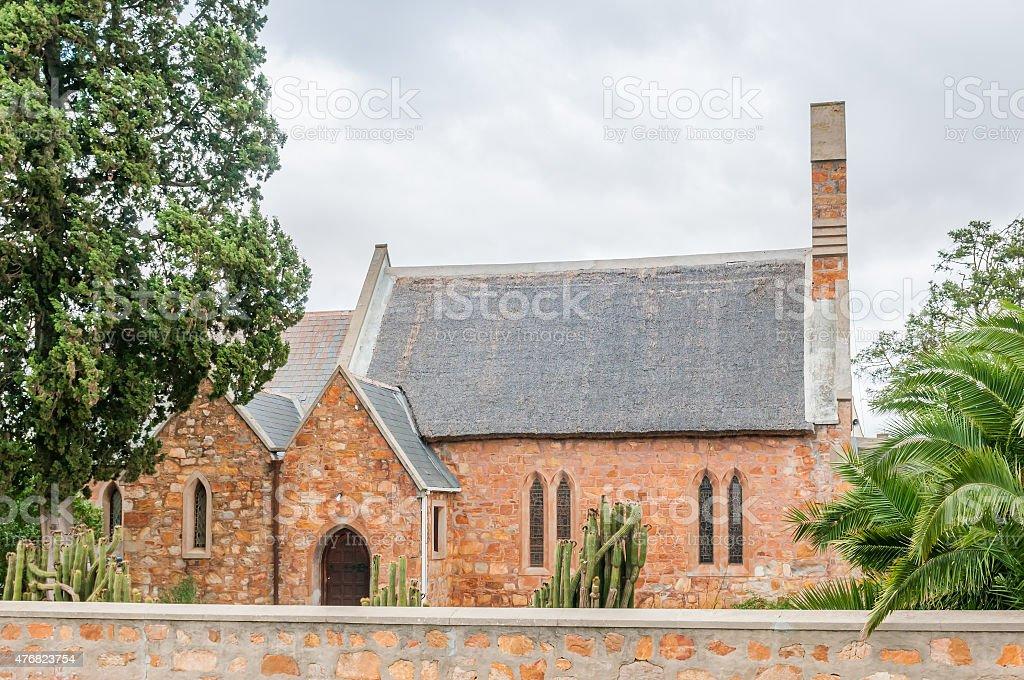 Holy Trinity Church in Caledon stock photo