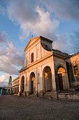 Holy Trinity church, Trinidad, Cuba