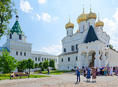 Holy Trinity Ipatievsky male monastery, Kostroma, Golden ring of Russia
