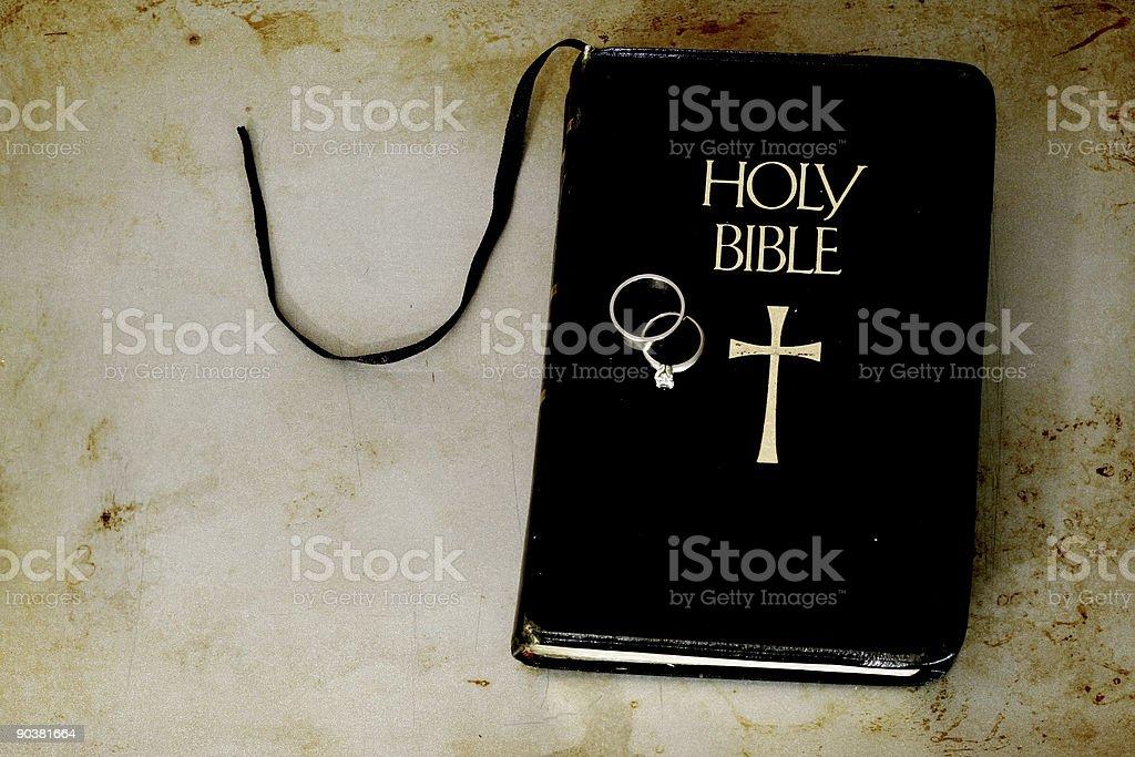 Holy Union stock photo