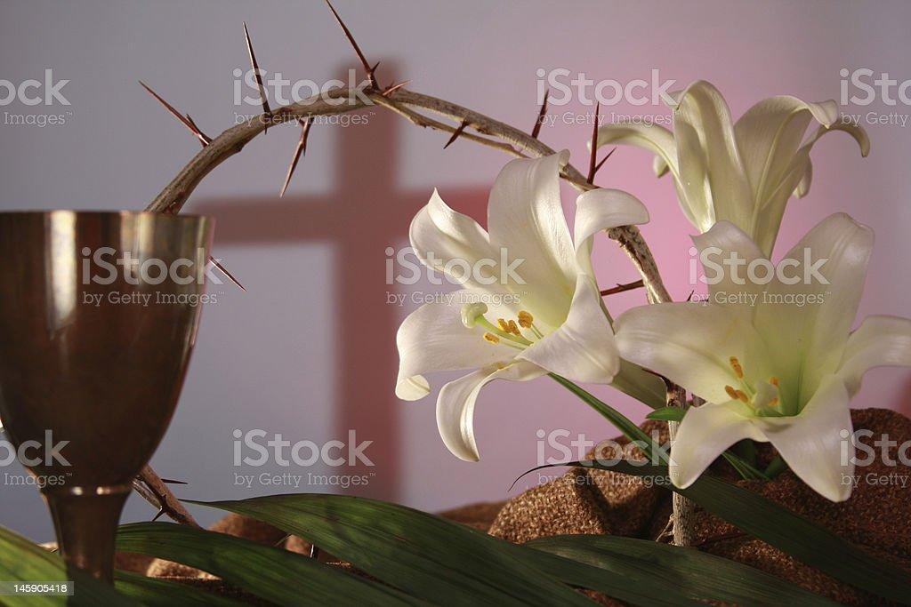 Holy Week stock photo