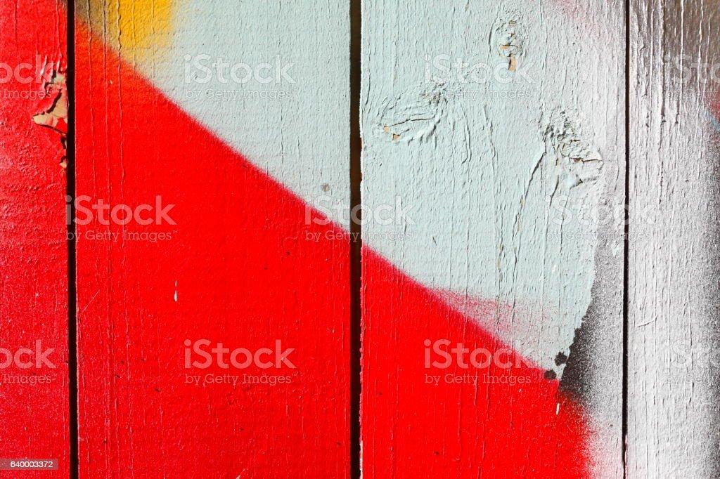 Holzbretter stock photo