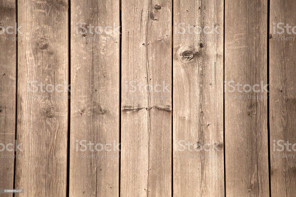 Holzwand Bretter stock photo