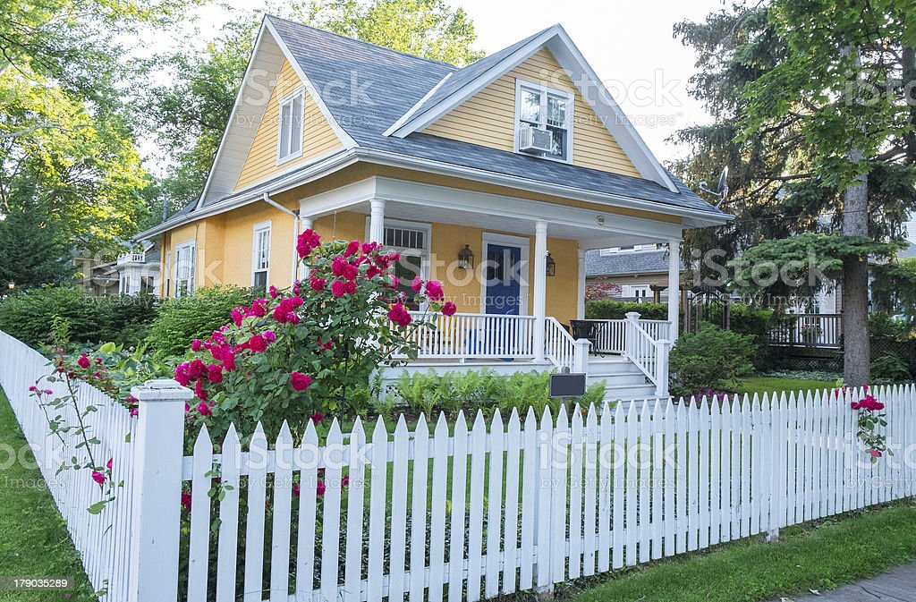 Home and Garden stock photo