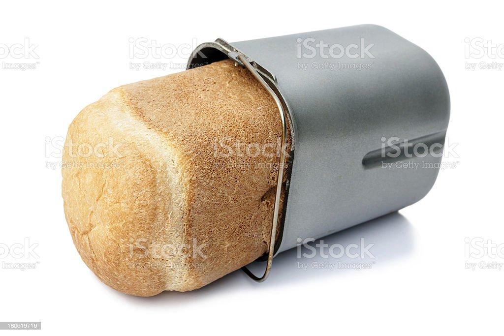 Home baking bread royalty-free stock photo