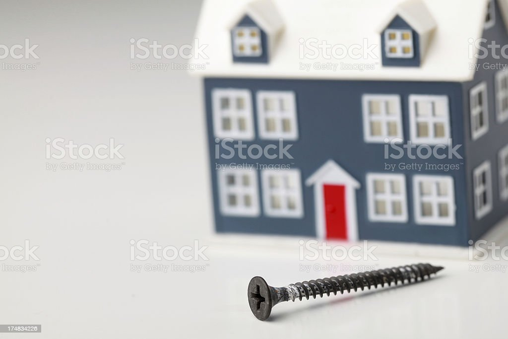 Home build royalty-free stock photo