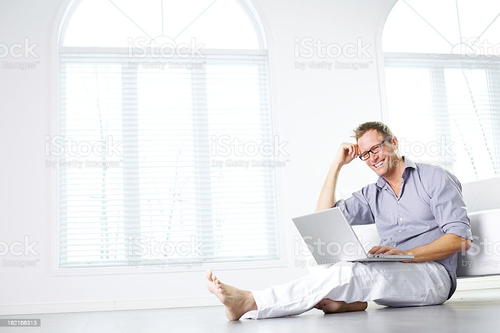 home business stock photo